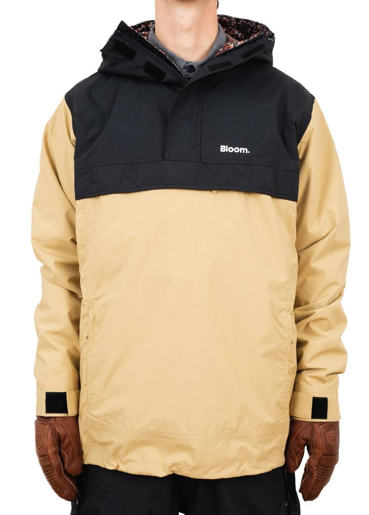 bloom outerwear anorak ski jacket touchstone
