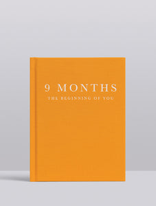 9 MONTHS. PREGNANCY JOURNAL