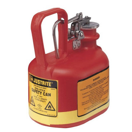 2ltr Type I Safety Can - Polyethylene