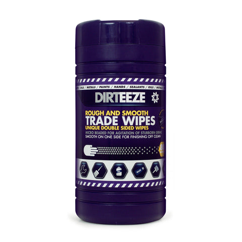 Rough & Smooth Trade Wipes