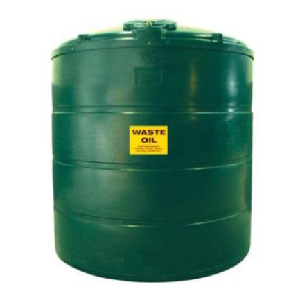 Bunded Waste Oil Tank - WO5000