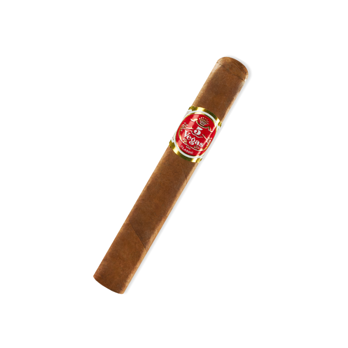 5 Vegas - Classic - Fifty Five (box-pressed Gordo) - Box of 20 - CigarsCity.com