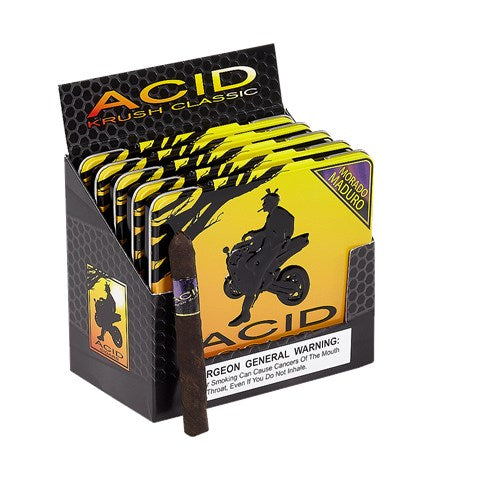 Acid Krush Morado Maduro Cigarillos by Drew Estate - CigarsCity.com