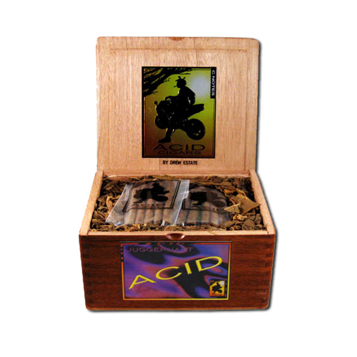 Acid C-Notes - Cigarillos by Drew Estate - Box of 100 - CigarsCity.com