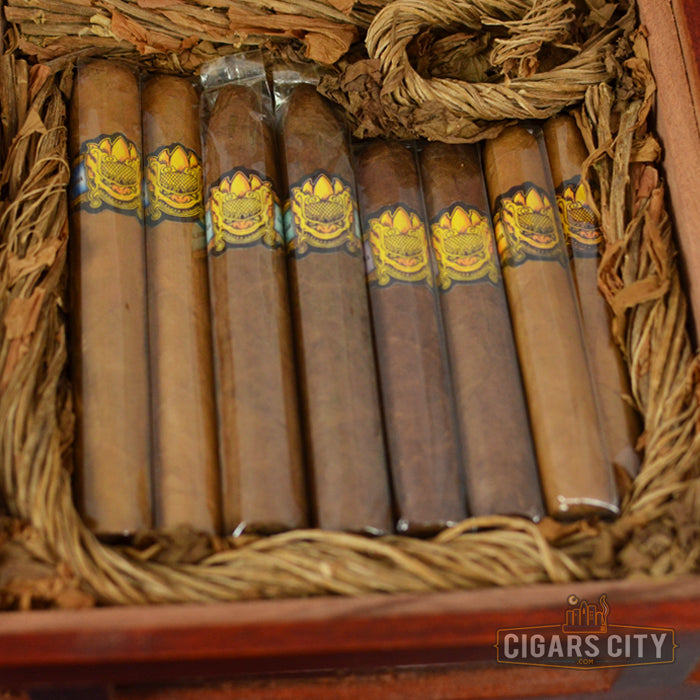 Drew Estate Ambrosia Spice God Sampler - CigarsCity.com