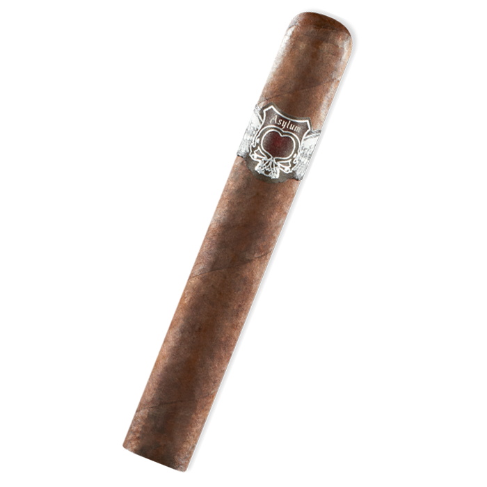 Asylum Sixty (Double Toro) - Box of 25 - CigarsCity.com