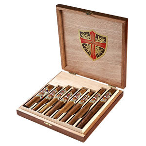 Ave Maria Cigars Sampler Box - 8 Cigars - CigarsCity.com