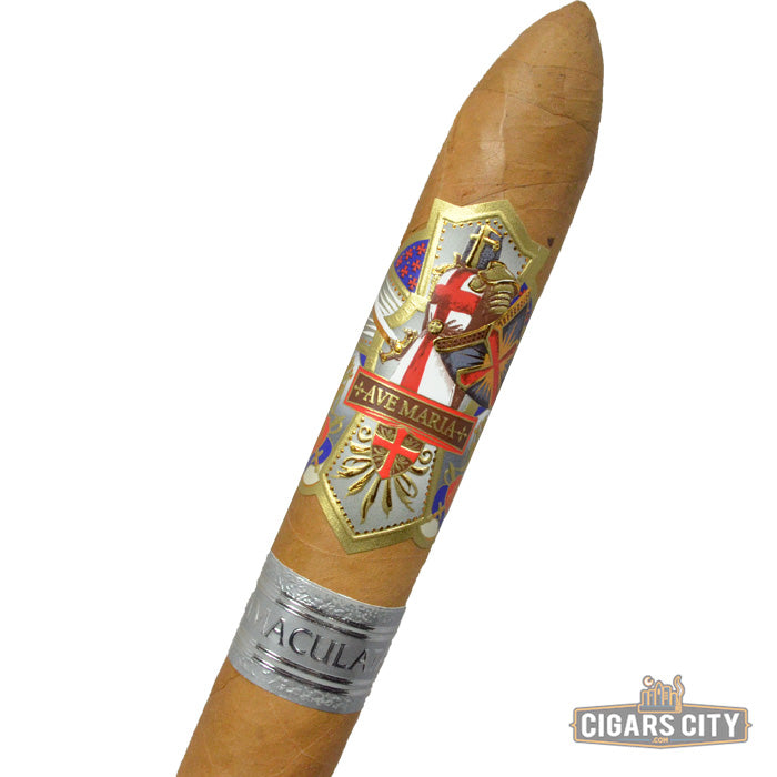 Ave Maria Immaculata  (Belicoso) - Box of 20 - CigarsCity.com