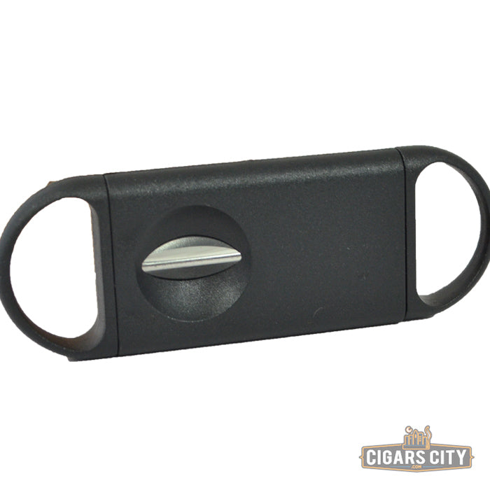 Basic V-Cut Cigar Cutter - CigarsCity.com