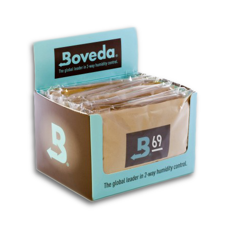 Boveda Humidification Packets (12 Packets) - CigarsCity.com