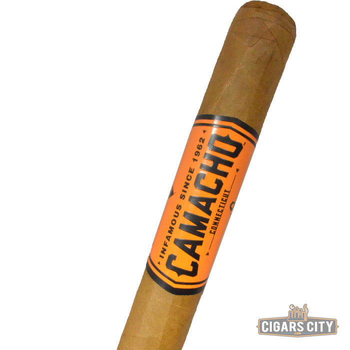 Camacho Connecticut (Churchill) - Box of 20 - CigarsCity.com