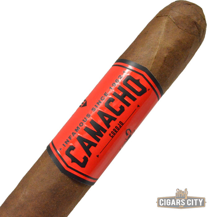 Camacho Corojo Gigante (Gordo) - Box of 20 - CigarsCity.com