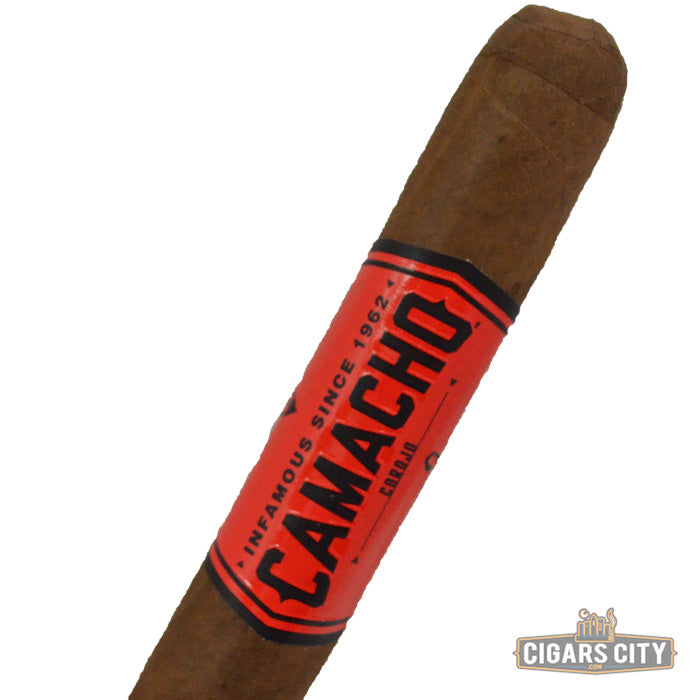 Camacho Corojo (Toro) - Box of 20 - CigarsCity.com