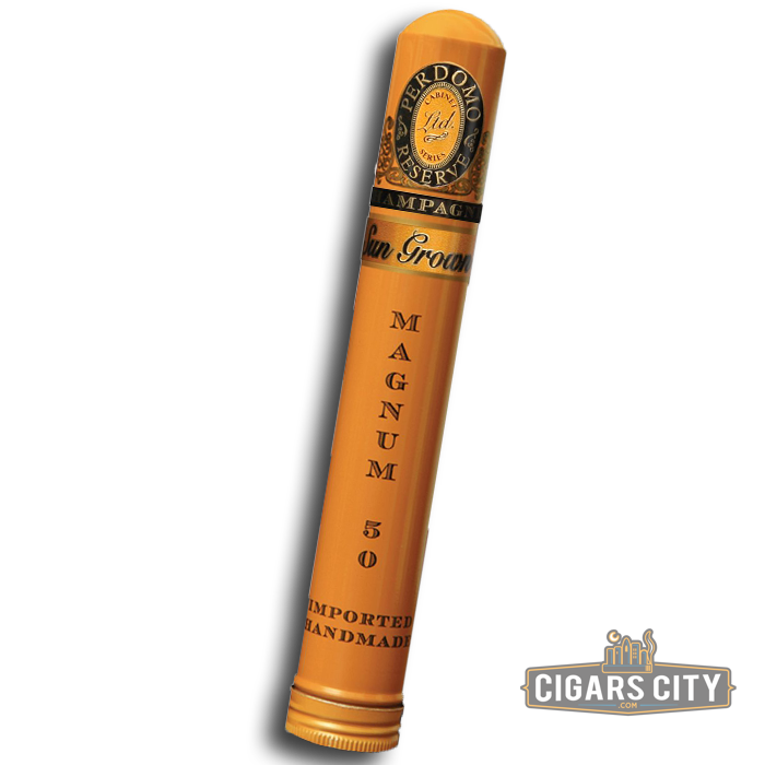 Perdomo Reserve Champagne Sun Grown Magnum Toro Cigars - Box of 12 - CigarsCity.com