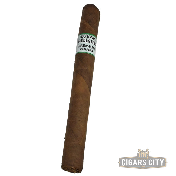 "Cuban Delights Churchill (7.0"" x 50) - Box of 50 - CigarsCity.com"