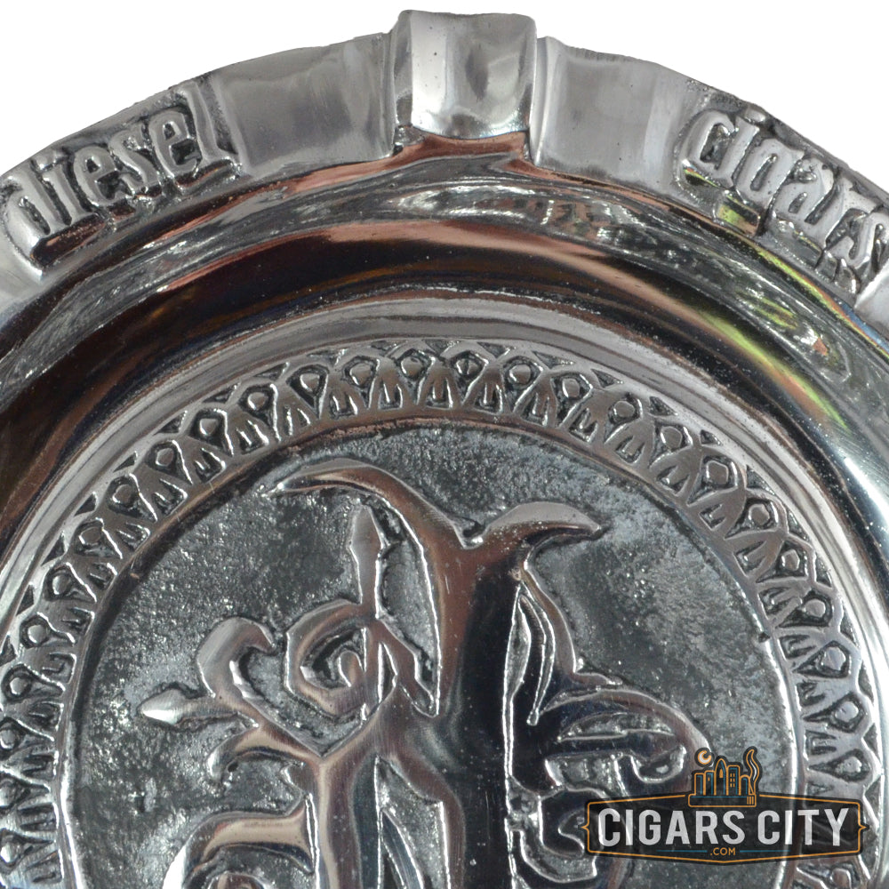 Diesel 6-Finger Pewter Ashtray - CigarsCity.com