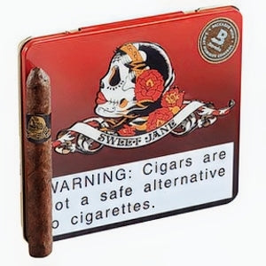"Drew Estate Deadwood ""Baby Jane"" Cigarillo - Tin of 10 - CigarsCity.com"