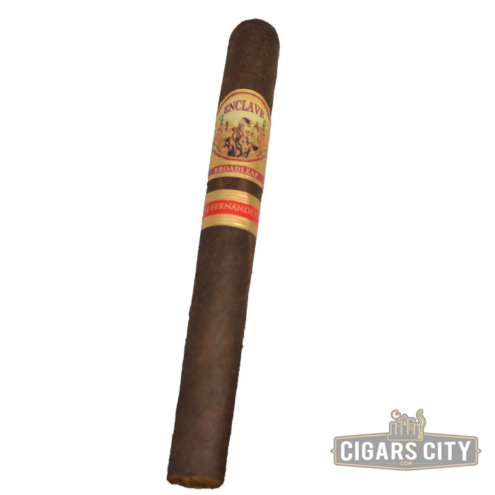 "AJ Fernandez Enclave Broadleaf Churchill (7.0"" x 52) - CigarsCity.com"