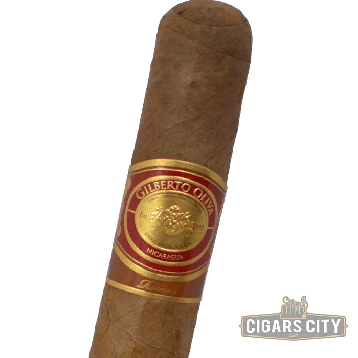 "Gilberto Oliva Reserva Churchill (7.0"" x 50) - CigarsCity.com"