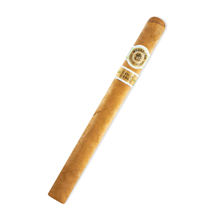 Macanudo Gold Label Lord Nelson Churchill - Box of 25 - CigarsCity.com