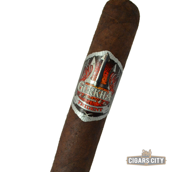 Gurkha Trident (Churchill) - Box of 20 - CigarsCity.com