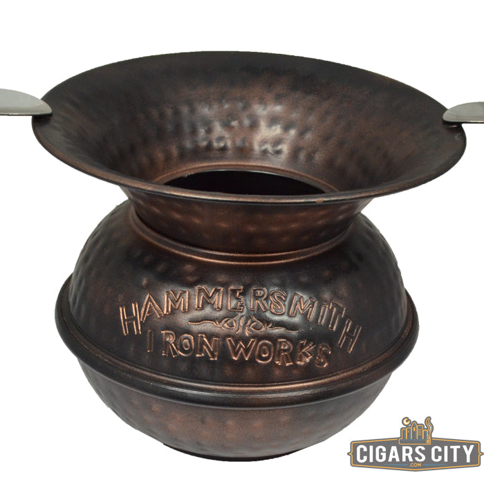 Hammersmith Ironworks Cigar Ashtray - CigarsCity.com