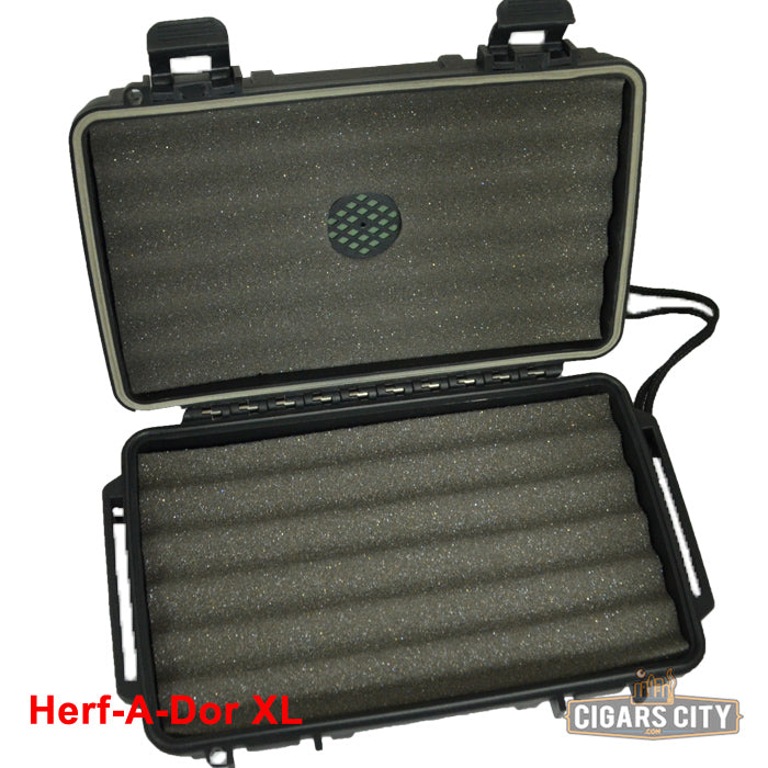 Herf-a-Dor Travel Humidor - CigarsCity.com
