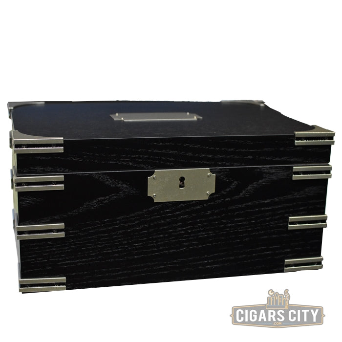Ironsides Humidor (Large) - CigarsCity.com