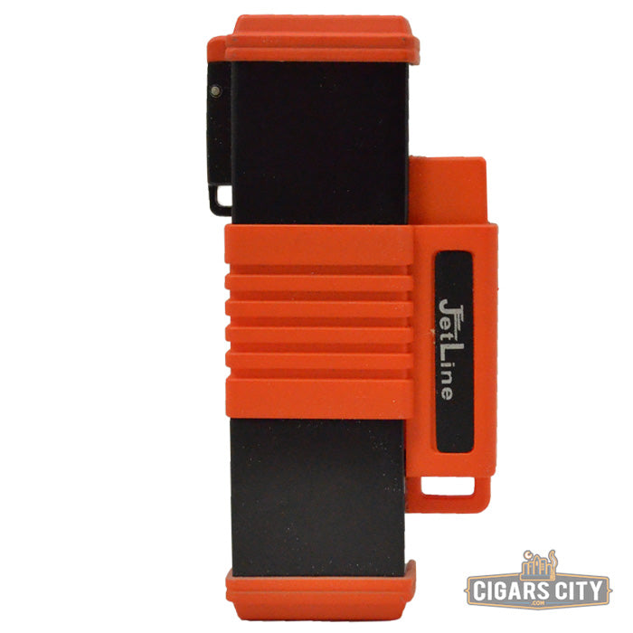 JetLine New York Lighter - Dual Flame - CigarsCity.com