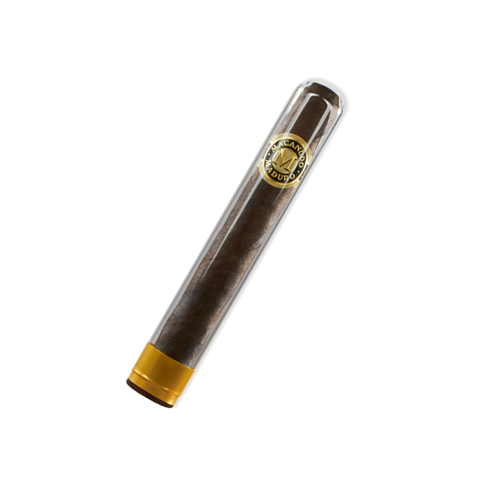 Macanudo - Cafe & Maduro - Crystal Tubes Maduro (Robusto)  - Box of 8 - CigarsCity.com