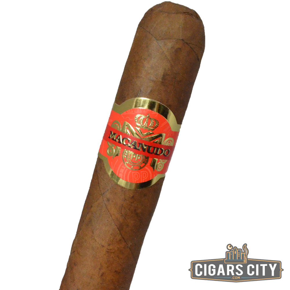 Macanudo Inspirado Orange (Toro) - CigarsCity.com
