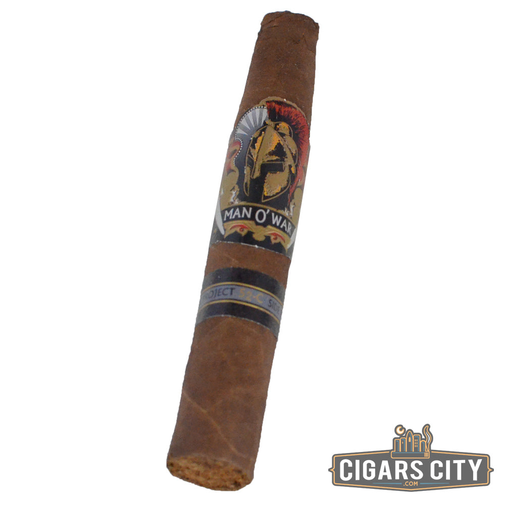 Man O' War Side Project 52C (Wedge) - CigarsCity.com