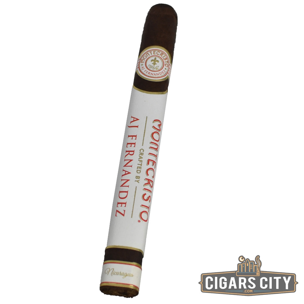 "Montecristo Crafted by AJ Fernandez Churchill (7.0"" x 50) - CigarsCity.com"