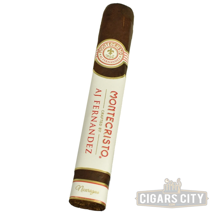 "Montecristo Crafted by AJ Fernandez Gordo (6.0"" x 58) - CigarsCity.com"