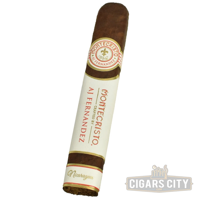 "Montecristo Crafted by AJ Fernandez Robusto (5.0"" x 52) - CigarsCity.com"