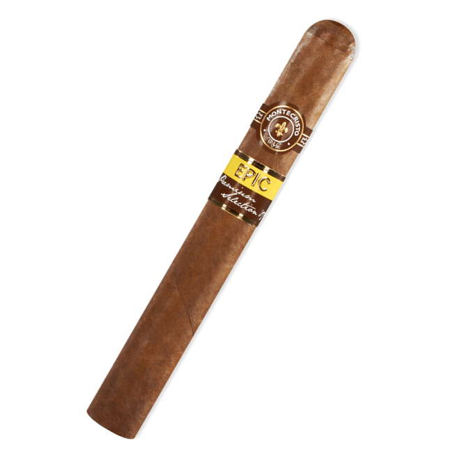 Montecristo Epic Churchill - Box of 10 - CigarsCity.com