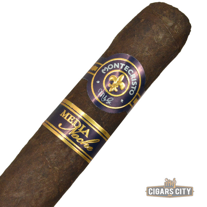 Montecristo Media Noche Edmundo Robusto - Box of 20 - CigarsCity.com