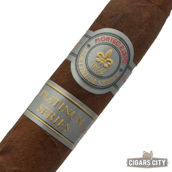 Montecristo Platinum Corona Cigars - Box of 27 - CigarsCity.com