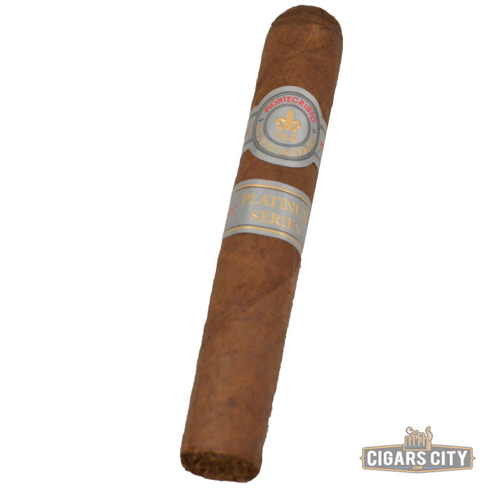 Montecristo Platinum La Habana Robusto - Box of 27 - CigarsCity.com