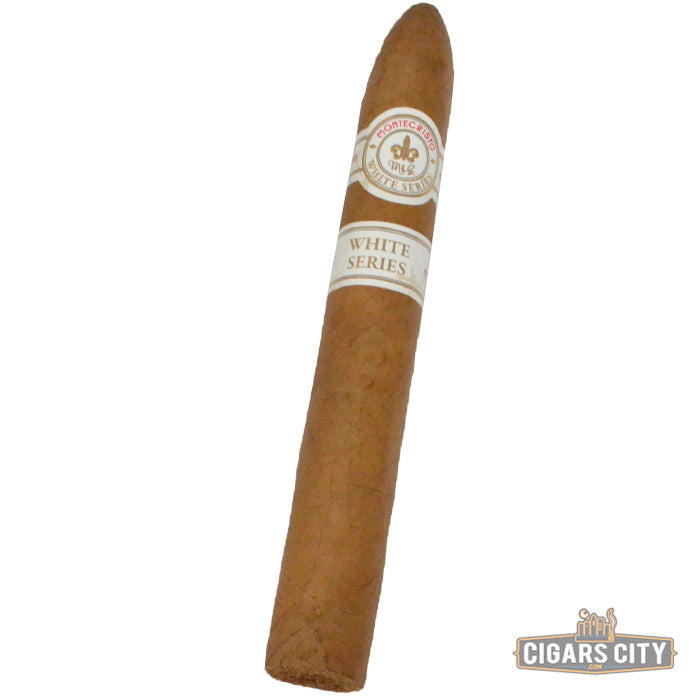 Montecristo White Label #2 Belicoso - Box of 27 - CigarsCity.com