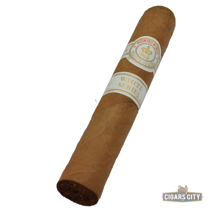 Montecristo White Label Rothschilde Robusto - Box of 27 - CigarsCity.com