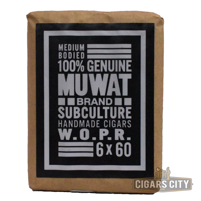 "MUWAT WOPR Double Perfecto (6.0"" x 60) - CigarsCity.com"