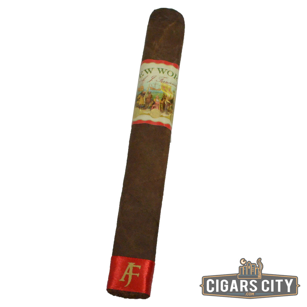 AJ Fernandez New World Gobernador (Toro) - CigarsCity.com