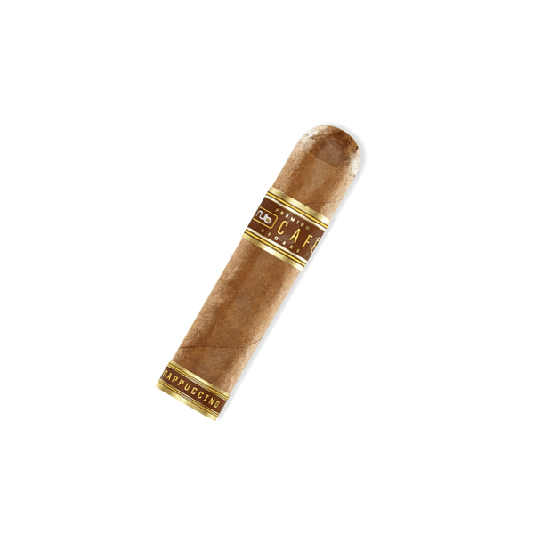 Nub Nuance Single Roast (Cappuccino) 354 Robusto - Box of 20 - CigarsCity.com