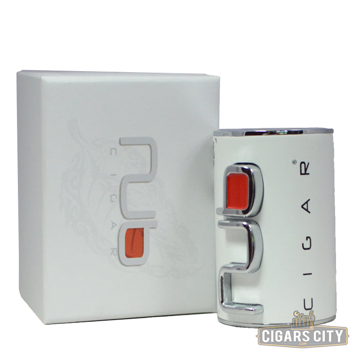 Nub Table-Top Triple Flame Lighter - CigarsCity.com