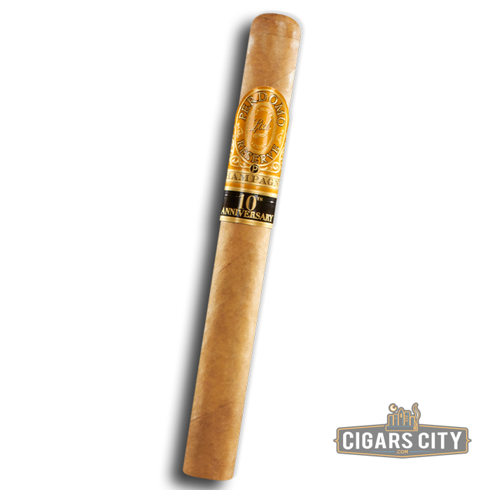 Perdomo Reserve Champagne Churchill Cigars - Box of 25 - CigarsCity.com