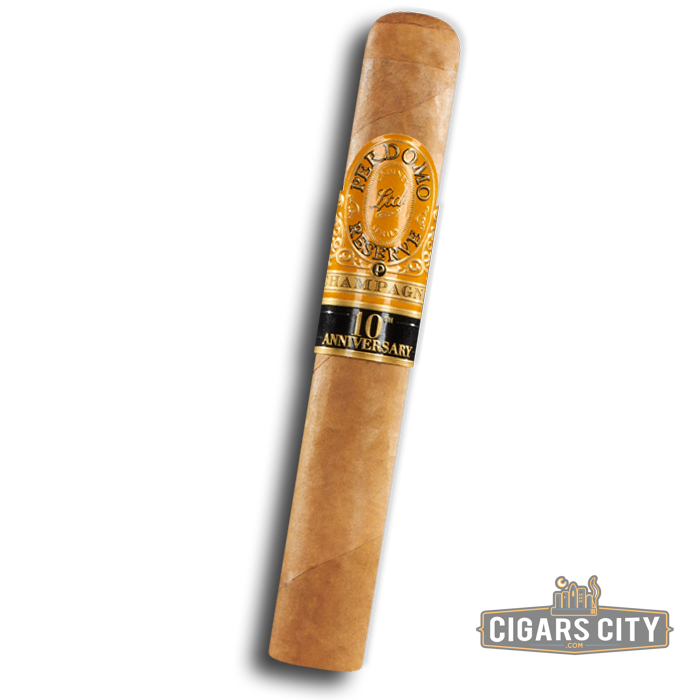 Perdomo Reserve Champagne Super Toro (Gordo) Cigars - Box of 25 - CigarsCity.com