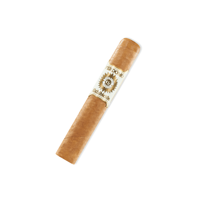 Perdomo Exhibicion Connecticut Double Robusto - Box of 20 - CigarsCity.com
