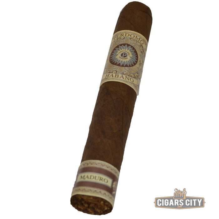 Perdomo Habano Maduro Toro - Box of 20 - CigarsCity.com