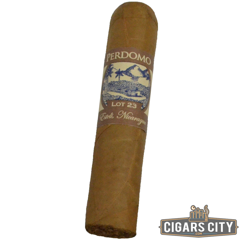 Perdomo Lot 23 Connecticut Gordito - Box of 24 - CigarsCity.com